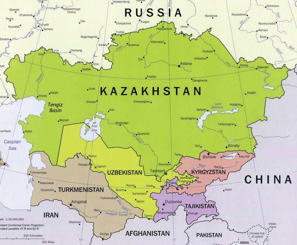 Kasakhstan Et Eventyr For Naturelskere Unnimerethe